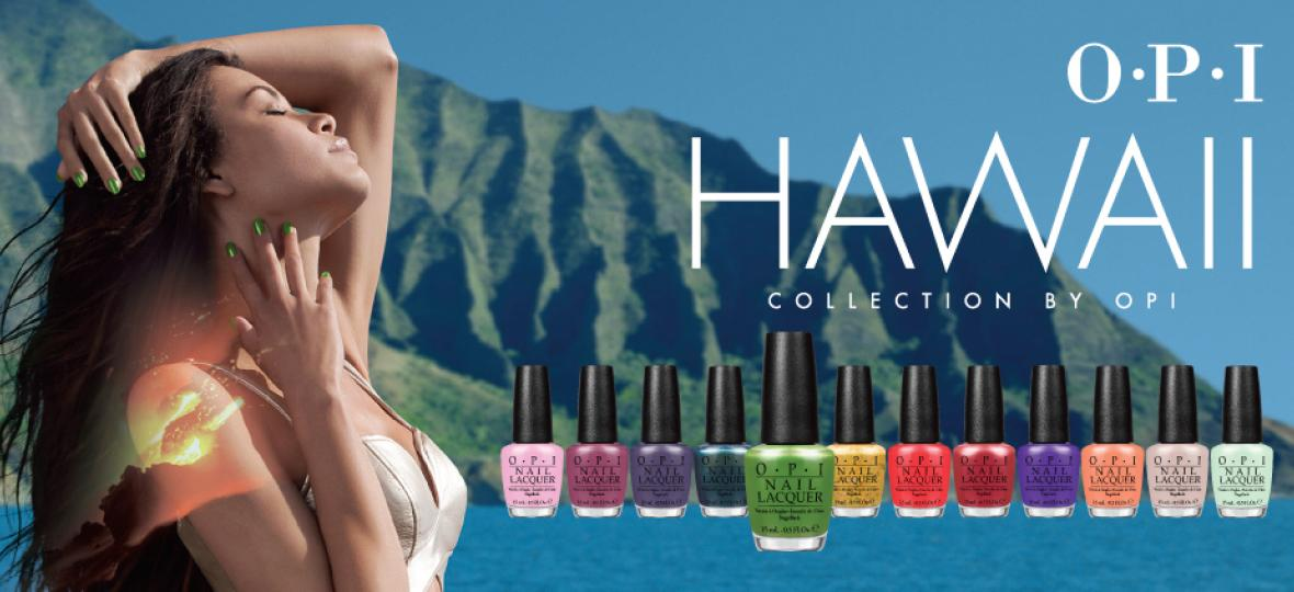 OPI Hawaii Nail Polish - Liberty Nail and Beauty Supplies UK