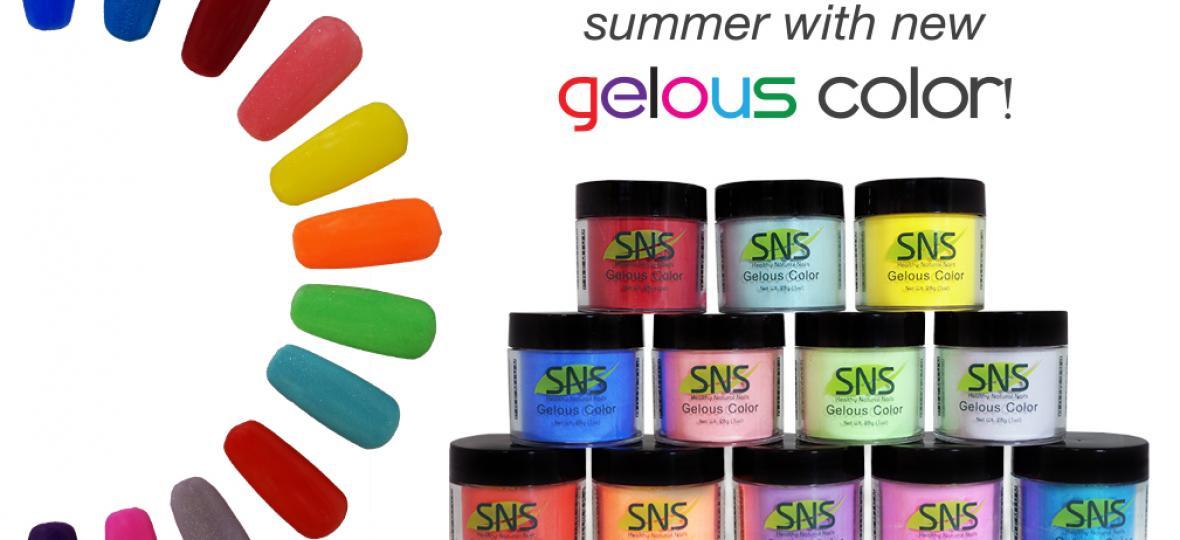 Sns Nail Powder Colors Communiquerenligne