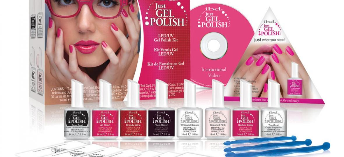 IBD Nail Gel - Liberty Nail and Beauty Supplies UK