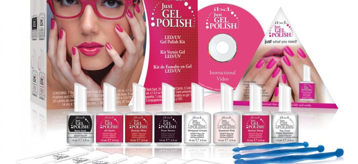 IBD Nail Gel - Liberty Nail and Beauty Supplies UK